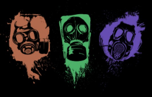 Gas Mask Pack (Logos) (Counter-Strike 1.6 > Sprays > Other ...