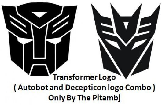 transformer logo autobot and decepticon logo counter strike