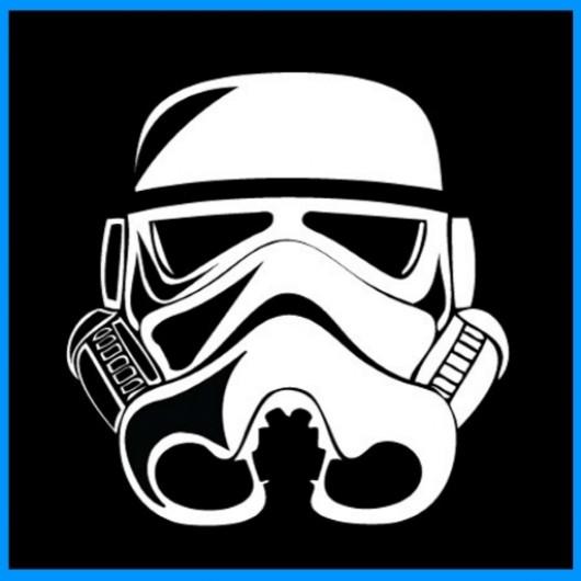 Star Wars Spray Paint Stencils
