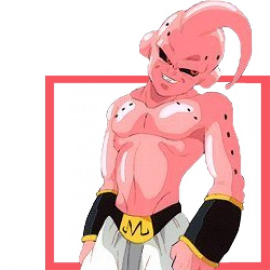 Kid Buu Dragon Ball Z Counter Strike Source Sprays