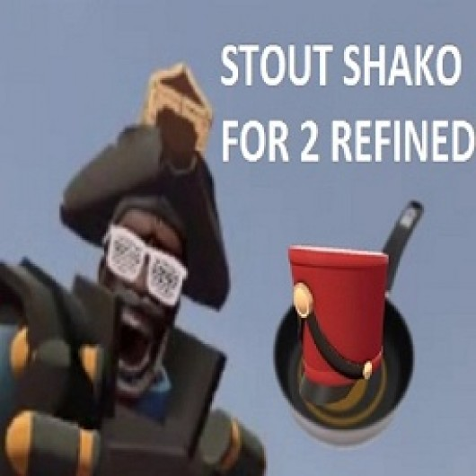 STOUT SHAKO FOR 2 REFINED Spray screenshot #1