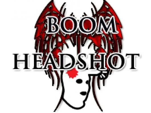 Boom-Headshot spray