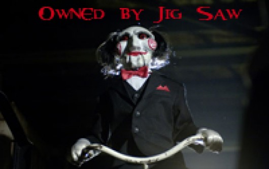 Jig saw owned