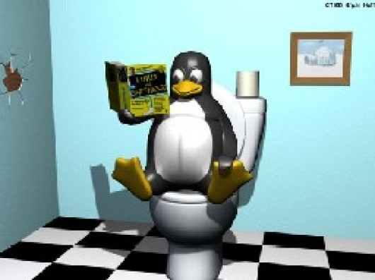 linux penguin gamebanana sprays