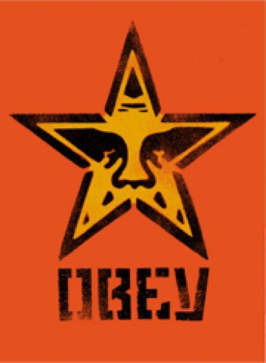 Obey Star Stencil (Counter-Strike: Source > Sprays > Other ...