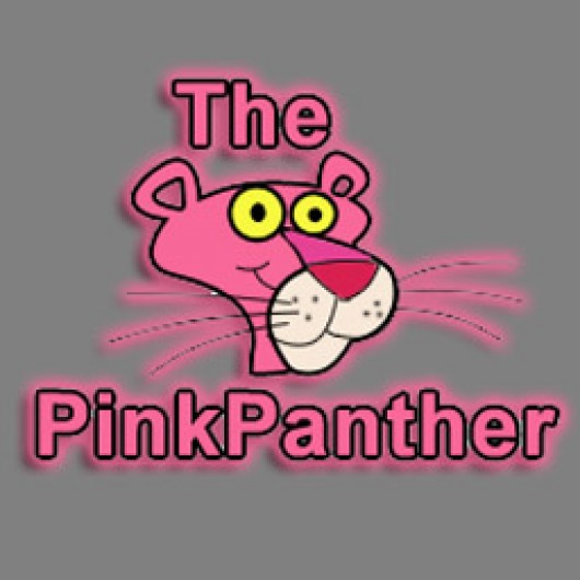 Panther Pink Spray Paint
