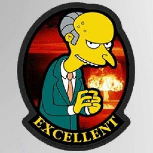 Pure evil Mr.Burns