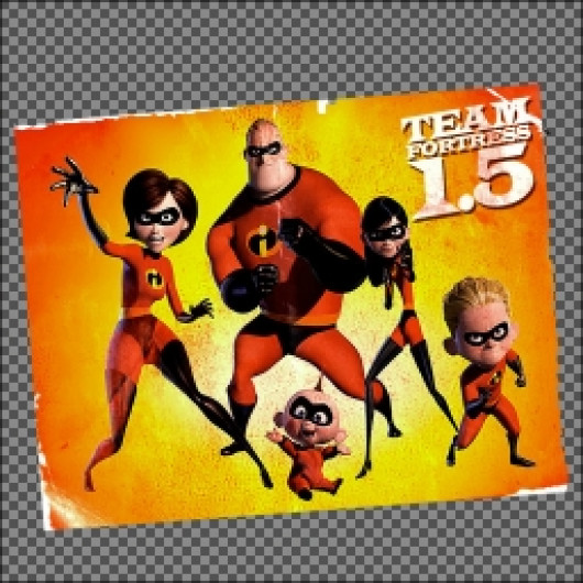 Team Fortress 1.5 poster(Pack)