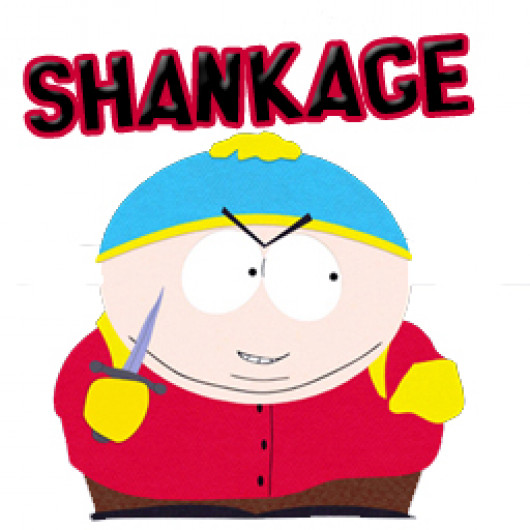 Cartman Shanking