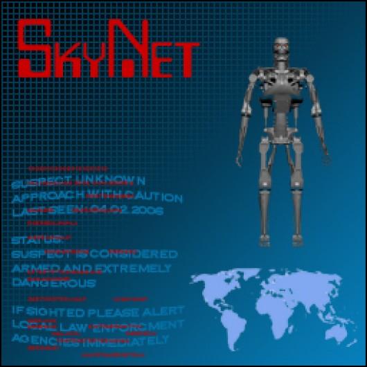 Terminator's SkyNet