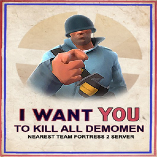 I want a soldier