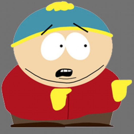Cartman Spray #1