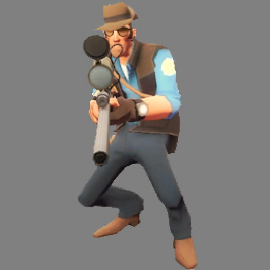 TF2_Blue_Sniper_Crouched
