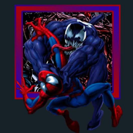 Ultimate Spider-Man Vs. Venom (GameBanana > Sprays > Comic ...
