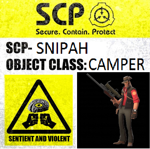SCP-Snipah Spray preview