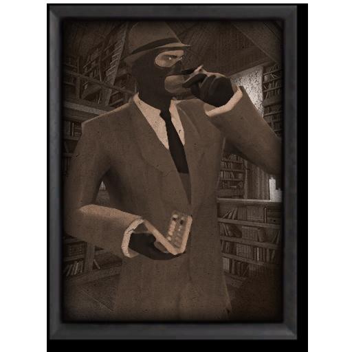 Spy Portrait