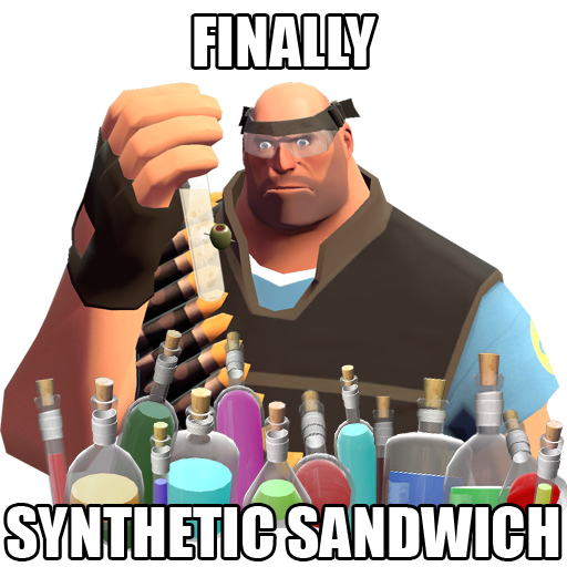 FINALLY SYNTHETIC SANDWICH