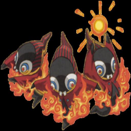 Blaaz the fire master (Multiform) Spray preview