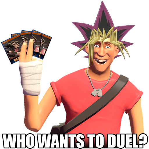 Who wants to duel?