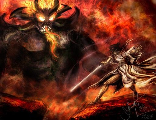 Samurai Jack vs Aku Spray preview