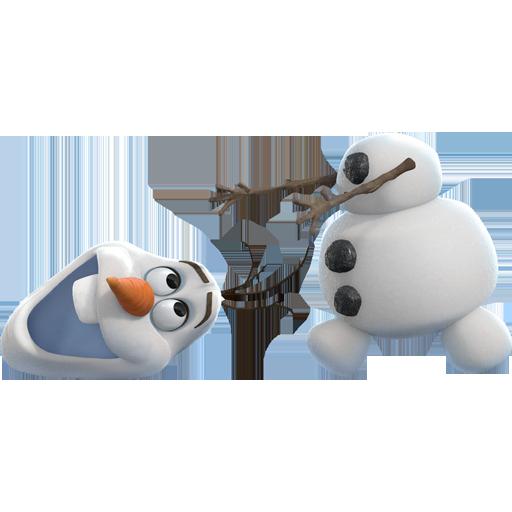 Olaf - Frozen Spray preview