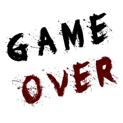 GAME OVER ! | Counter-Strike 1.6 Sprays