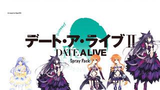 Date A Live II Spray Pack Spray preview