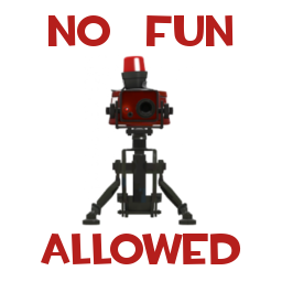 No Fun Allowed Spray preview