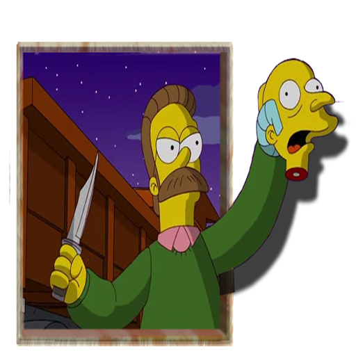 The Real Ned Flanders Spray preview