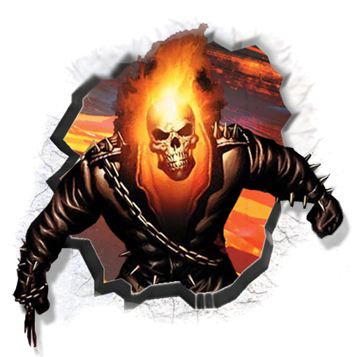 Ghost Rider Spray preview