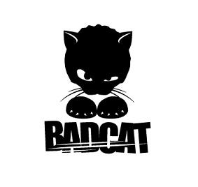 Spray Bad Cat (transparent)