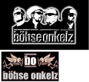 Spray Böhse Onkelz, Pack (transparent)