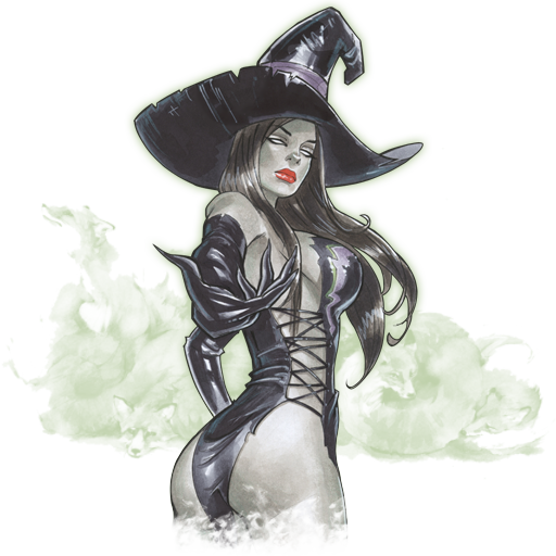 Wicked Witch Spray preview