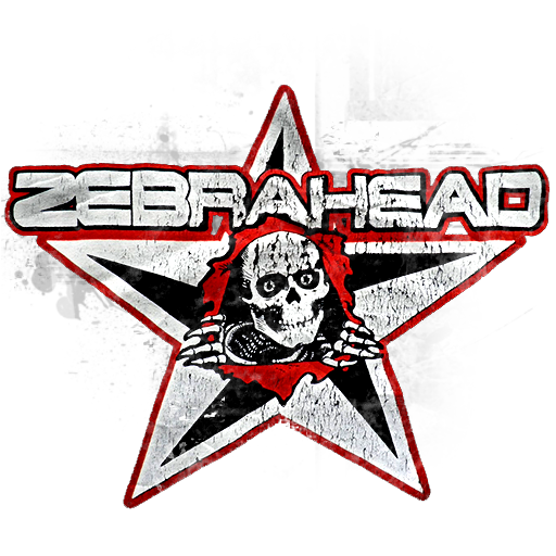 Zebrahead Decal