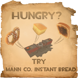 Mann Co. Instant Bread preview