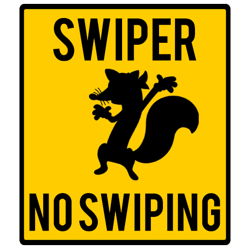 Swiper/Sniper Signs Pack Spray preview