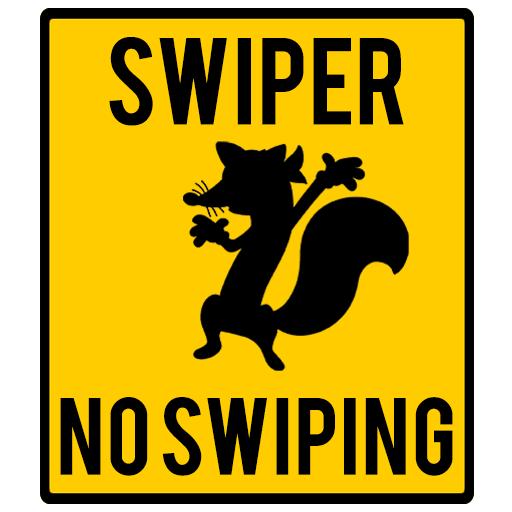 Swiper/Sniper Signs Pack