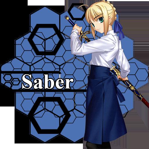 The servant Saber