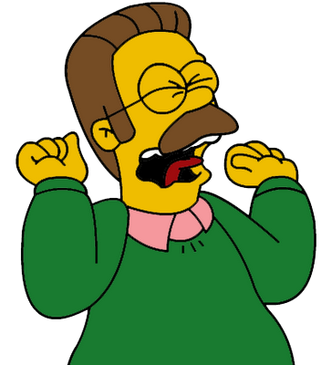 Ned Flanders Spray preview