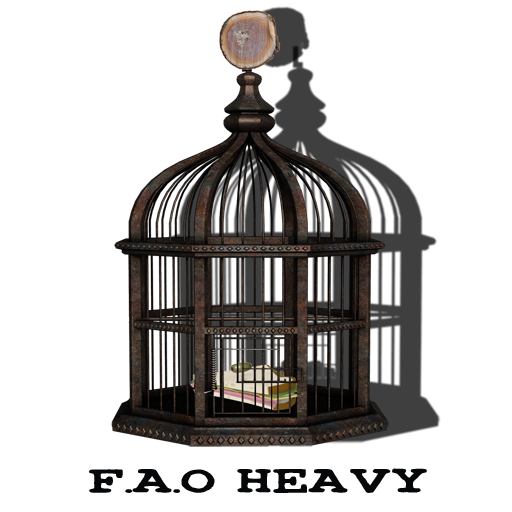Heavy's Sandwich Cage