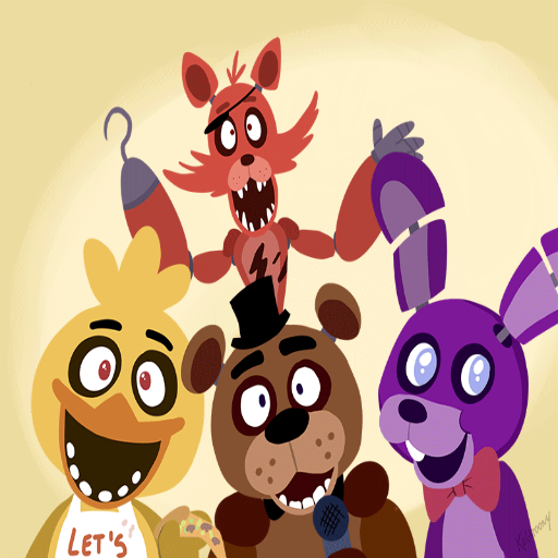 Five Nights at Freddy's Fading Spray.