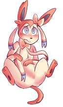 Sylveon! Spray preview