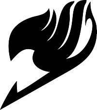 Fairy Tail logo! Spray preview