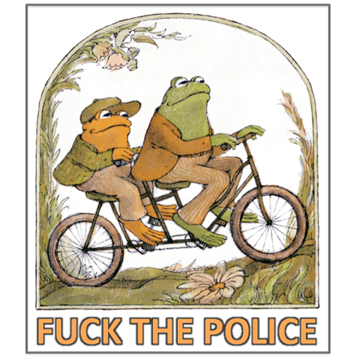Mr Toad - Fuck the Police