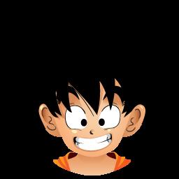 Goku Dragon Ball Spray preview