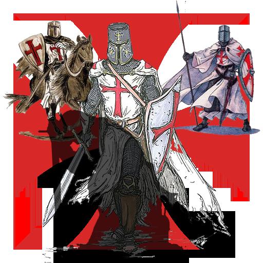 templar knights Spray preview