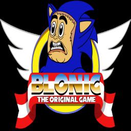 Blonic the original character
