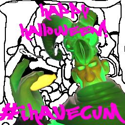 Happy Halloween-Merasmus #IhaveCum Spray preview