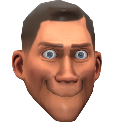 Another Gmod Soldier face-spray [Team Fortress 2] [Sprays]