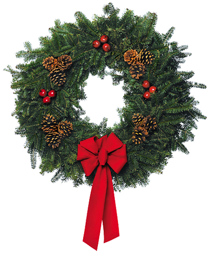 Christmas Wreath preview